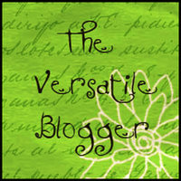 Versatile Blogger and Inspiring Blogger award (2/2)